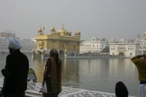 Amritsar - Zlatý chrám
